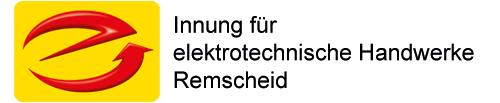 Innung für elektrotechnische Handwerke Remscheid Logo
